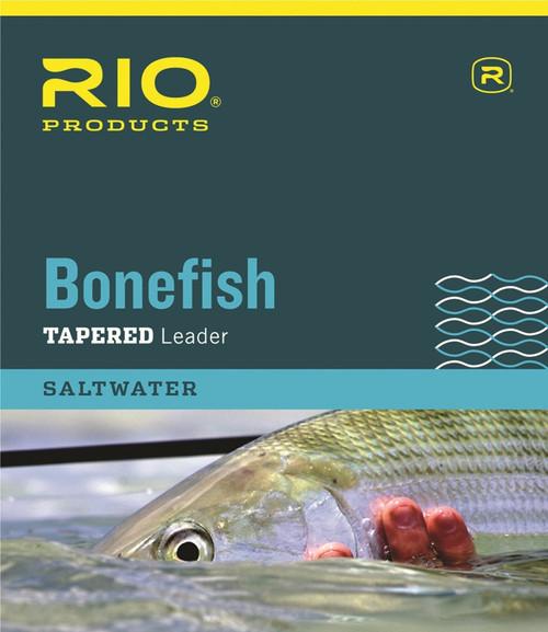 Rio Bonefish Leader 10ft. 3pk