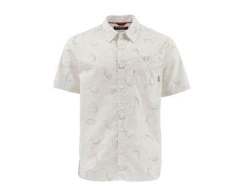 Simms Mens Tailout SS Shirt
