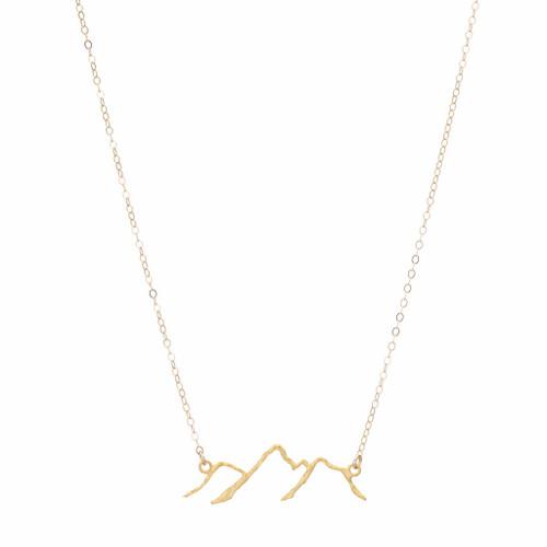 Padgett Hoke Mountain Necklace