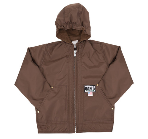 Dan's Hunting Gear Kid's Hooded Coat
