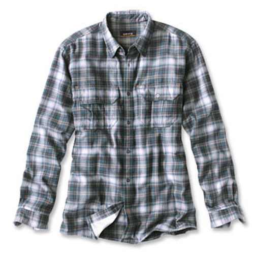 Orvis Mens Clements Mountain L/S Shirt