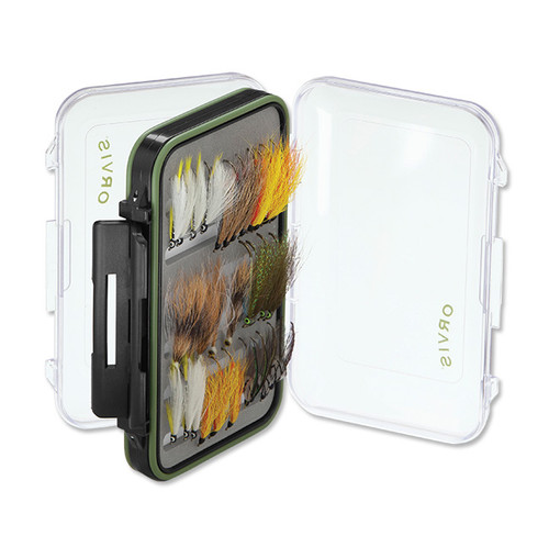 Orvis Double Sided Fly Box Clear