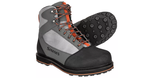 "Simms Men's Tributary Boot ""New Style"" Striker Grey"
