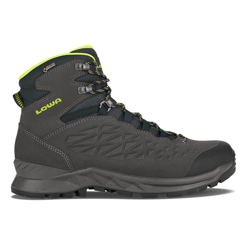 Anthracite/Lime