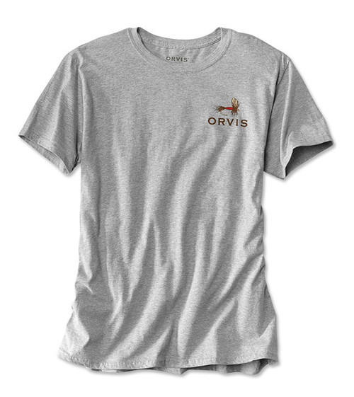 Orvis  Mens Tie Local SS T shirt