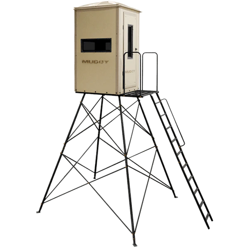 Muddy Gunner Box Bling w/ 10' Deluxe Tower