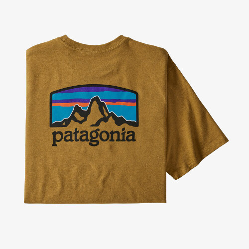 Patagonia M's Fitz Roy Horizons Responsibilities T