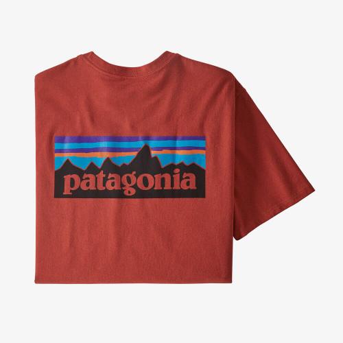 Patagonia M's P-6 Logo Responsibili-Tee