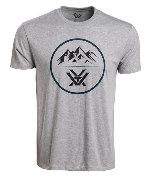 Vortex Men's Three Peaks Short Sleeve T-Shirt