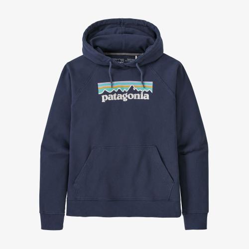 Patagonia W's Pastel P-6 Logo Organic Hoody