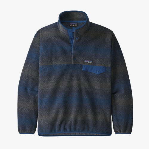 Patagonia Mens Synch Snap-T Pullover