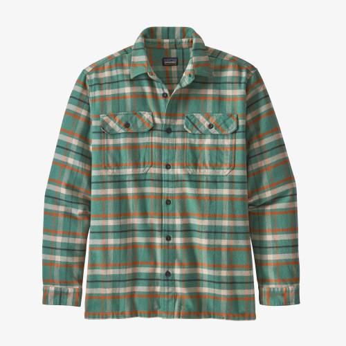 Patagonia Mens L/S Fjord Flannel Shirt