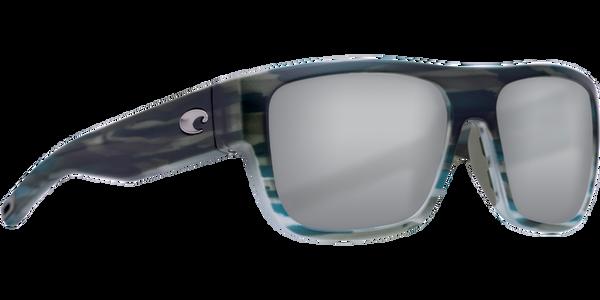 Costa Sampan Matte Reef Gray Silver Mirror 580G