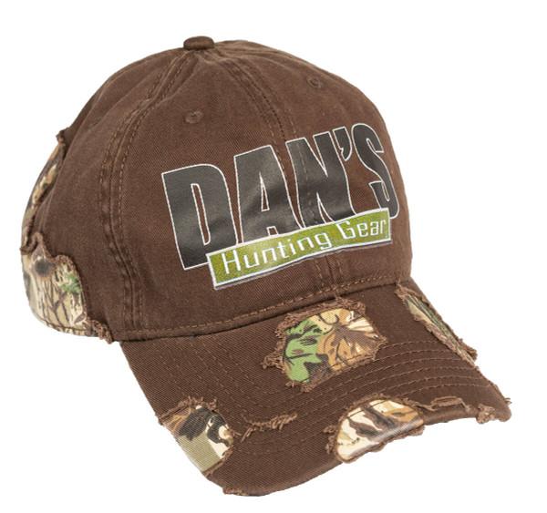 Dan's Hunting Gear Logo Cap