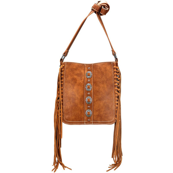 Trinity Ranch Embossed Collection Concealed Carry Crossbody Bag