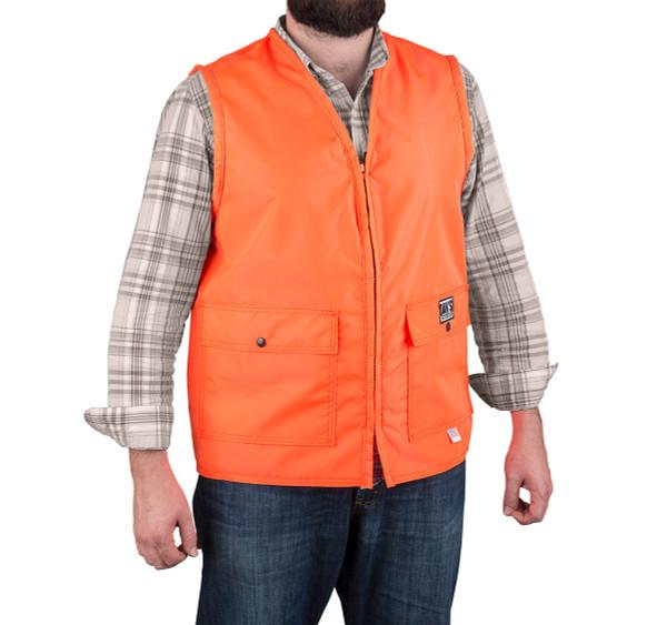 Dan's Hunting Gear Briar Vest - Blaze Orange