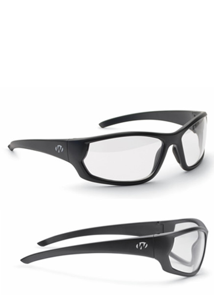 Walker's Ikon Vector Shooting Glasses Clear