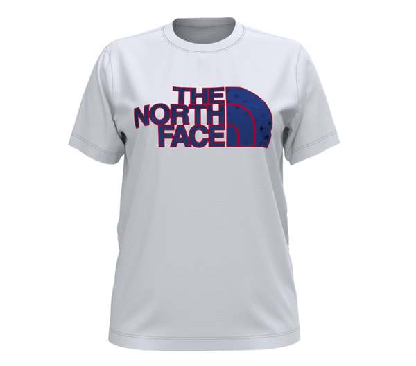 The North Face Womens USA Tee