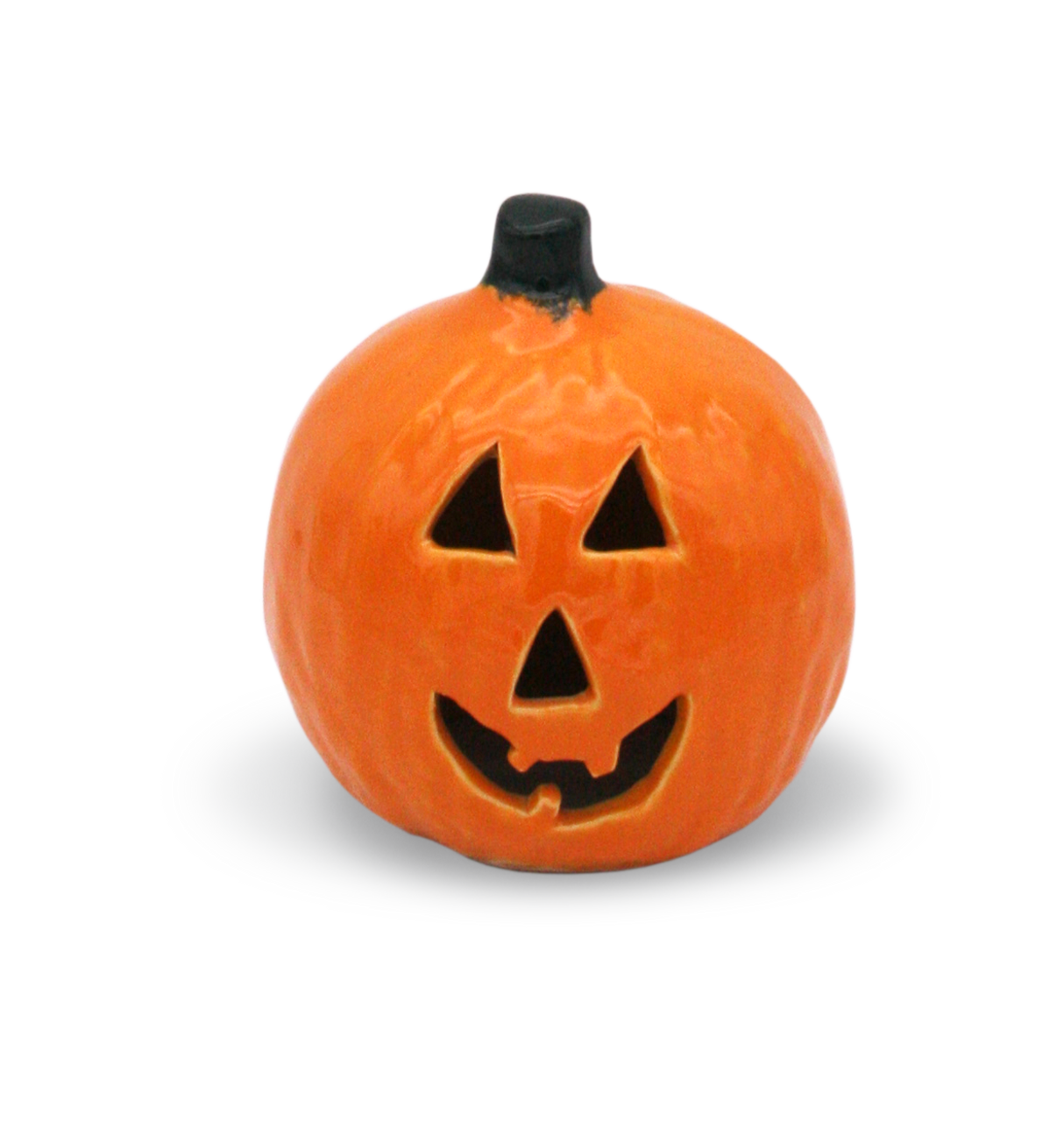 Halloween Small Round Pumpkin