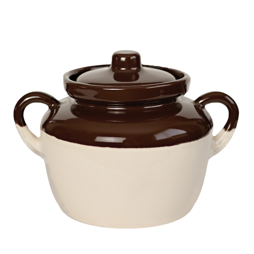2 Quart Bean Pot