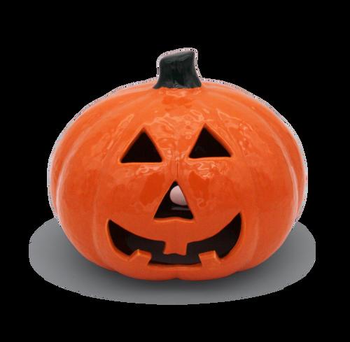 Halloween ~ Large Round Pumpkin