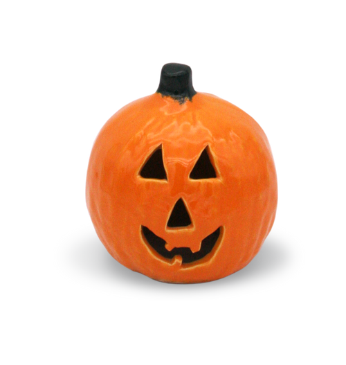 Halloween ~ Small Round Pumpkin