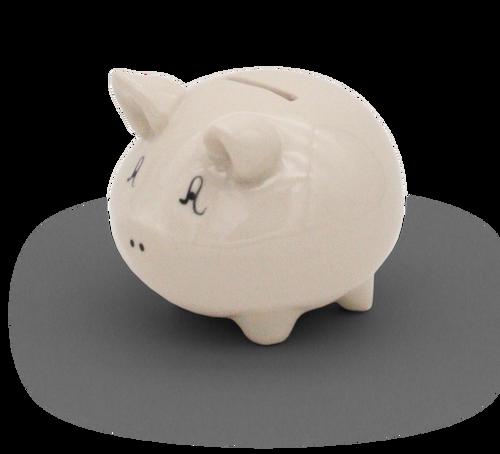 Piggy Bank ~ Small