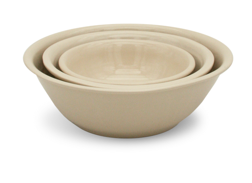 "Serving Bowl ~ Set [8"", 10"", & 12""]"