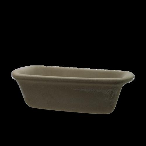 Hartstone Unglazed Loaf Pan