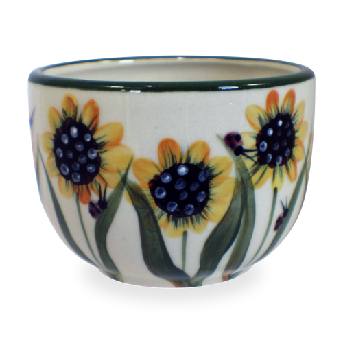 Jumbo Bowl in Sunflower Pattern