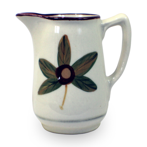 10 Ounce Creamer in Our Classic Buckeye Pattern
