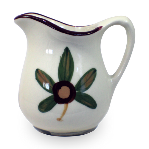 Fancy Pitcher in Our Classic Buckeye Pattern
