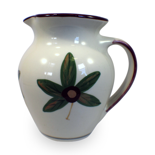 Half-Gallon Pitcher in Our Classic Buckeye Pattern