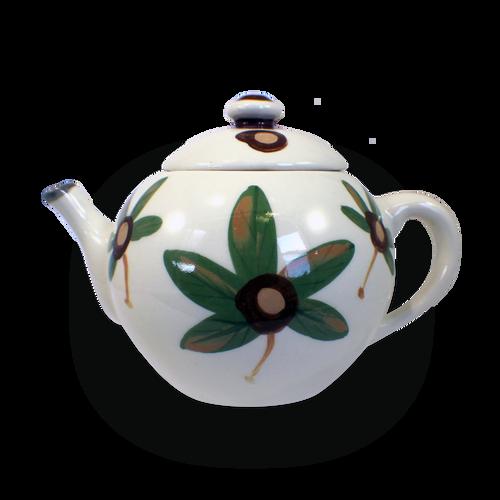 Teapot in Our Classic Buckeye Pattern