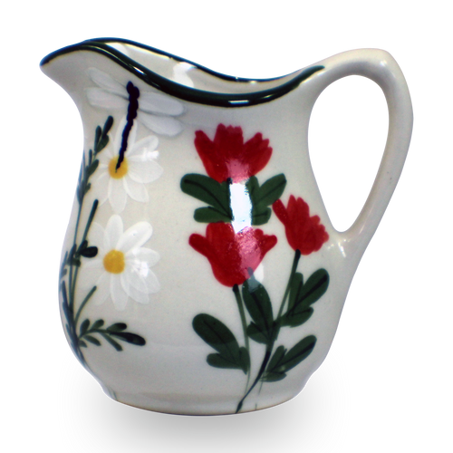 Fancy Pitcher in Our Summer Garden Pattern