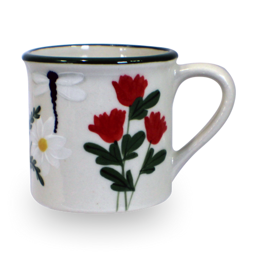 Traditional Mug in Our Summer Garden Pattern