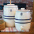 3 Gallon Butter Churn [Pictured with 2 Gallon Beverage Keg & Spigot--Both SOLD SEPARATELY)