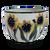 Jumbo Bowl in Sunflower Pattern