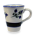 Tall Mug in Our Wild Blueberry Pattern