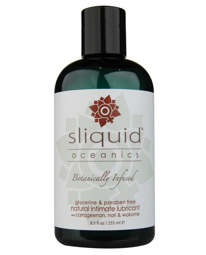 Sliquid Oceanics Water Based Lubricant 8.5 oz