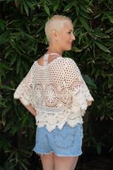 Sunday Vibes Crochet Cami