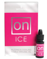 ON Ice Buzzing & Cooling Female Arousal Oil - 5 ml