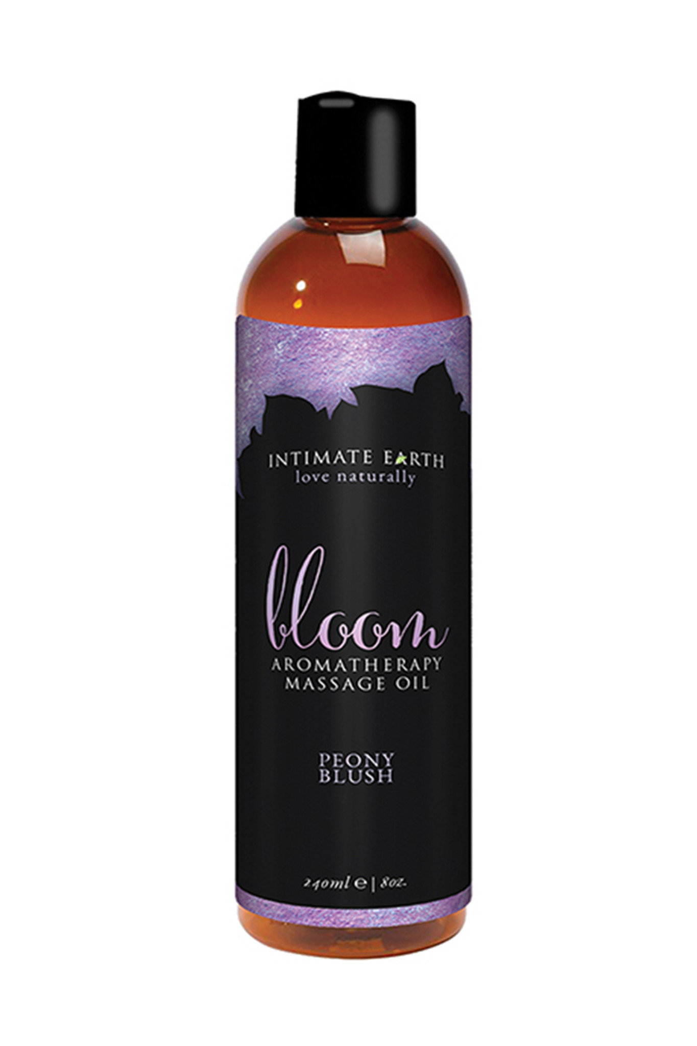 Intimate Earth Bloom Massage Oil - Peony Blush 240ml