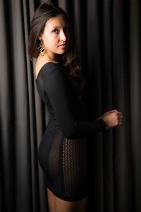 Sonia Mesh Dress