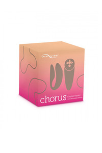We-Vibe Chorus Couples Vibrator With Remote & App