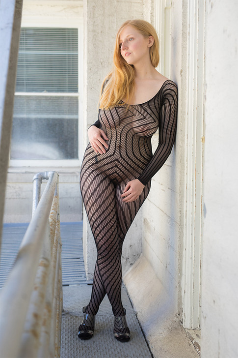 Graphic Bodystocking