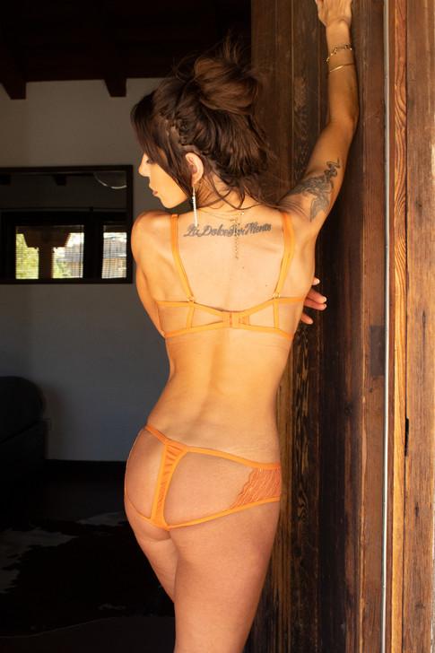 Mojave Sunset Strap Bikini