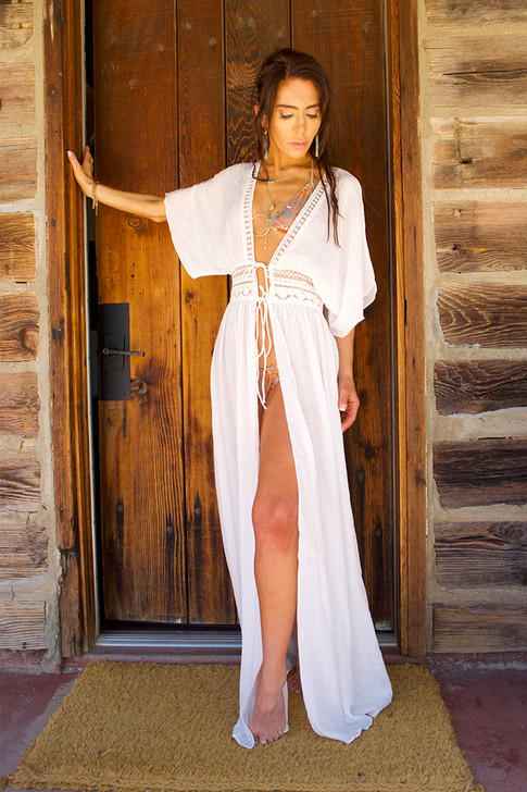 Wanderlust Cover-up Gown