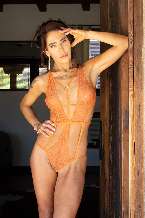 Mojave Sunset Bodysuit