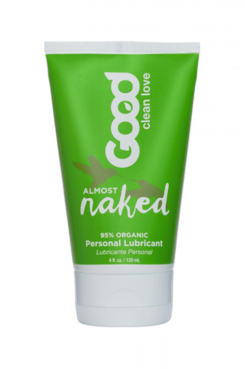 Good Clean Love Personal Lubricant Almost Naked - 4oz